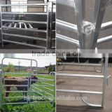 Corral panel factory supply Australia livestock panel farm equipment fence,cheap used goat/sheep/cattle/horse panels for sale
