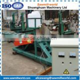 Chinese wood sawing machine circular sawing blades sawmill machine