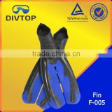 Free Diving Fins Rubber Diving Fins Swim Fins