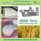 Hot Sale Twin Screw Artificial RIce Machine, Instant Rice Production Line With Best Price In China
