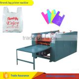 Neweek 3 colors printing equipment nylon plastic bag printer machine
