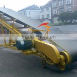 Africa Large Capacity PVC and Rubber Conveyor Belt