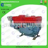 16kw Small portable single cylinder diesel generator water cooled engines