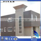 More Than 70 Years Light Steel Prefabricated Restaurant Building