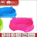 Plastic automatic slow feed dog pet bowl