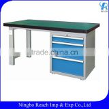 Steel Garage Metal Workbench /Worktable with Drawers