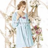 cotton women sexy sleepwear /sleepwear for lady home choice clothing normal sleepwear silk lingerie