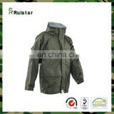 Olive Green Tactical Military ECWCS Jacket