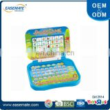 Baby Funny Flower Laptop Toy Learning Game, Chinese-English Learning Laptop,kids learning toy