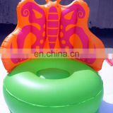 Inflatable Butterfly Baby Sofa Seat