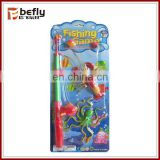 Children plastic toy fish hooks for sale