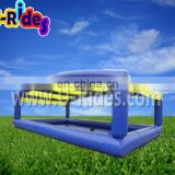 customized PVC waterpoof Tarpaulin inflatable water swimming pool tent for outdoor