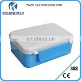 silicone lunch box for sublimation