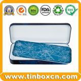 Double-Decked Stationery Kit Pencil Tin Case