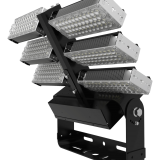 Adjustable Transformer LED High Mast Light 600W 720W IP65 LED Sport Light TUV CE RoHS Certification