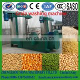 Wheat/corn /sesame/soybean gain cleaning/washing and drying mahine for sale