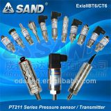 compressors, hydraulic systems, engineering machinery PT211 Series  pressure sensor / pressure transmitters