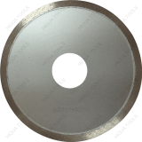 Hot Pressed Sintered Ag-Blade With Protective Teeth Hot Pressed Diamond Saw Blade For Cutting Ceramic Tile