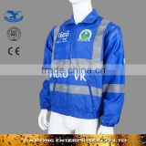 Men' long sleeve work cheap reflective uniform WC018