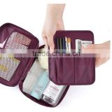 Travel bag organizer travel jewelry organizer makeup organizer                                                                         Quality Choice