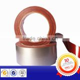 Rubber based silver Duct tape /carpet sealing tape /70mesh cloth tape