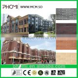 Flexible clay modern house design decorative faux brick interior walls