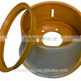 16 inch steel wheel for small wheel loader