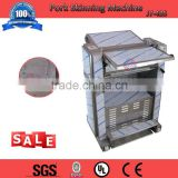 new conditions frozen fish skin peeler machine