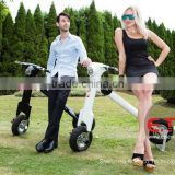 New adult electric bicycle 36V 500w with aluminium Lithium battery 3 hours charging folding electric scooter city wheel