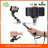 Promotional Best Prices Latest bluetooth selfie stick build in shutter