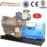 Dongfeng diesel generator 500kva 50HZ 3 phase generator by famous certification authorithy BV