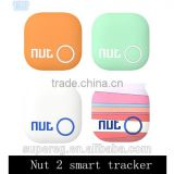 Nut 2 Smart Tracker Finder Bluetooth Tracking Tracker Key nut 2 Smart Tag Tor Child Pet Key Finder Alarm GPS Locator