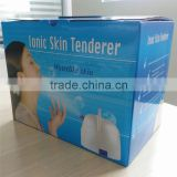 home use hot facial steamer face beauty nano ion facial steamer with CE ROHS approval EG-S03