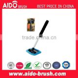 High quality telescopic car windowshield cleaning brush/ extendable window glass cleaner