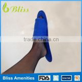 N27 High Quality Disposable hotel slippers with EVA or Anti-slip dots sole