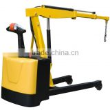 Electric Floor Cranes 1200kgs