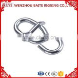 New China Products For Sale Steel Electric Galvanized Rope Shortening With Tongue Zind Plated Cheap Price High quality