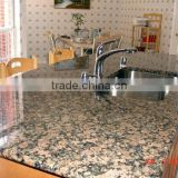 Popular America Standard Granite Kitchen Countertops Imported Granite Baltic brown Countertops Vanity tops