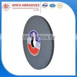 China black silicon carbide straight abrasive grinding wheel for stainless steel