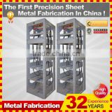 China supplier Custom equipment open rack network cabinet Manufacturer with 32 Years Experience