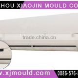 wall pack air conditioning plastic shell injection mould,home appliance air condition cover moulds