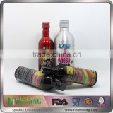 300ml Aluminum additive oil bottle Colorful Aluminum Fuel Additive Bottle Automobile Fuel Additive Bottles