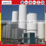 8 bar ASME 3 m3 liquid Natural Gas (LNG) cryogenic storage tank