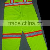 High Quality Military Army Cargo Camo Combat Work Pants Reflective Work Trousers Safety
