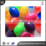 wholesale colorful plastic eggs Different sizes easter eggs Festival eggs                                                                         Quality Choice