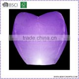 Wedding Hot Sale Heart Shape Sky Lantern Air Balloon For Sale                                                                         Quality Choice
