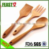 New style fashion mini wooden fork and spoon for kitchen                                                                         Quality Choice
