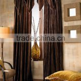 Latest Designs of turkish curtain elegant used hotel drapes