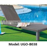 high quality Baroque rattan furniture chairs Brown Weave Color