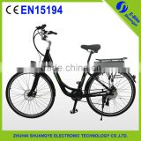 New model 250w brushless motor green power electric city bike                                                                         Quality Choice